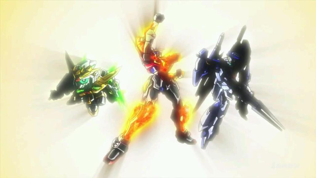 Gundam Build Fighters Logo Gundam Build Fighters Try ep