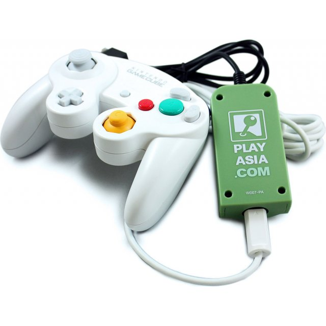 Third Party To The Rescue: GameCube Controller Adapter For