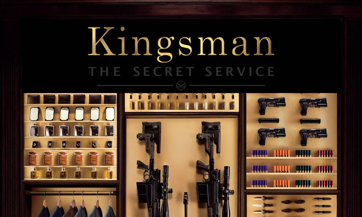 Kingsman: The Secret S...