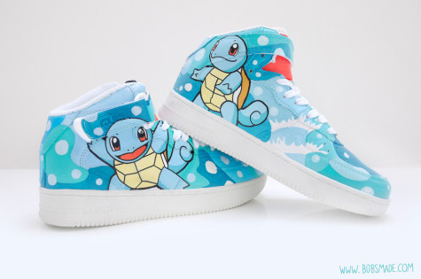 Squirtle Sneakers 2